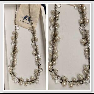 Chloe + Isabel multi-gem necklace